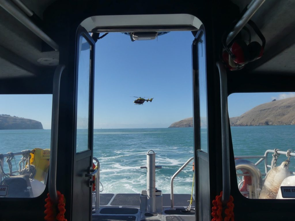Lifeboat - Helicopter